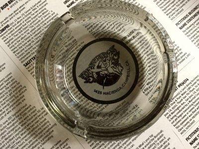 画像1: ビンテージ 灰皿 スモーク DESPERADOS (カリフォルニア州キャンベル)
