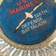画像4: ビンテージ 灰皿 クリアー U.S. Maines アメリカ海兵隊第六防衛大隊 (ミネソタ州セントポール)