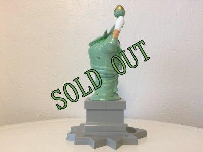 画像2: sold M&M's NY 自由の女神 ディスペンサー