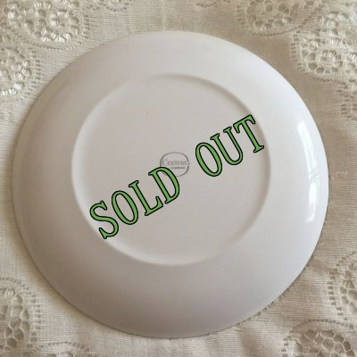 画像2: sold コーニング コーニング センチュラ ブルーコーンフラワー サラダプレート