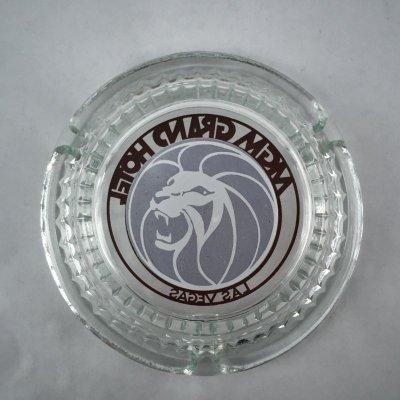 画像3: ビンテージ 灰皿 MGMグランドホテル ブラウンライオン(ネバダ州ラスベガス)#3