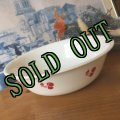 sold コレール(コーニング社)ベリー&チェリー(2004年〜2009年) スープ/ シリアル・ボウル