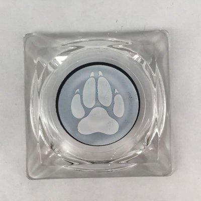 画像4: 新品 ビンテージ 灰皿クリア ベアークリーク