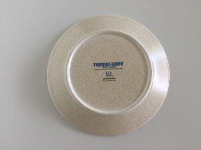 画像3: レノックス Temper-Ware 霧の滴 ブレッド&バター・プレート アメリカ製