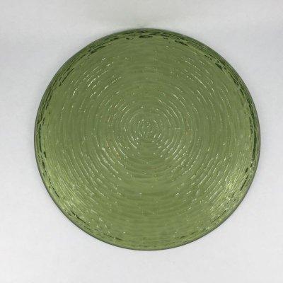 画像3: ファイヤーキング ソレノ アボカドグリーン ディナー皿