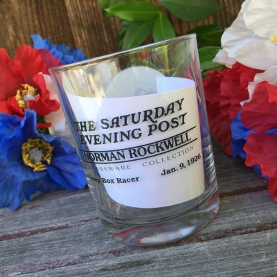 画像3: ノーマン・ロックウェル「サタデー・イブニング・ポスト」グラスウェア・コレクション 石鹸箱レーサー
