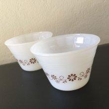 他の写真1: ターモクリサ/ダイナウェア ミルクグラス カスタードカップ