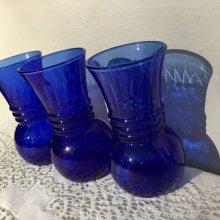 他の写真3: ファイヤーキング コバルトブルー スワール 花瓶
