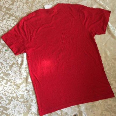 画像3: 新品タグ付 Tシャツ NASA 赤 S