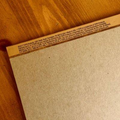画像5: 新品リーガルパッド レターサイズ50枚 アメリカ製