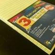 画像2: sold 新品リーガルパッド インデックスカードサイズ30〜40枚 3冊セット アメリカ製 (2)