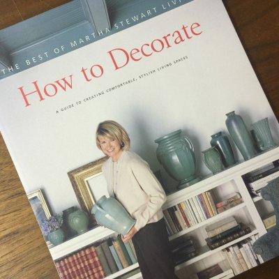 画像1: マーサスチュアート How to Decorate ソフトカバー 1996