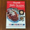 キャンベル 簡単で美味しい・レシピ  Cook Book 1992