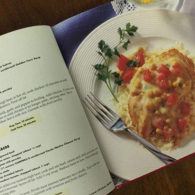 画像3: キャンベル 簡単なサマー・レシピ  Cook Book 1995