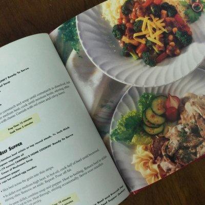 画像4: キャンベル 簡単なサマー・レシピ  Cook Book 1995