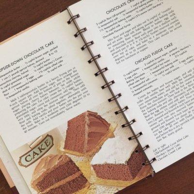 画像3: ハーシーズ チョコレート・クッキングブック  1983