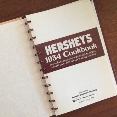 画像2: ハーシーズ チョコレート・クッキングブック  1983