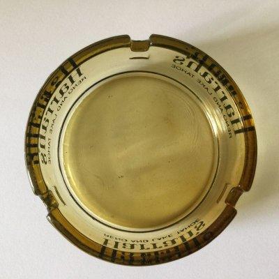 画像2: ビンテージ アンバー灰皿 ハラーズホテル(ネバダ州リノ&タホ)