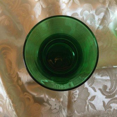 画像3: ファイヤーキング フォレストグリーン(1950年〜1965年)花瓶 新品?!!