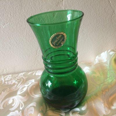 画像2: ファイヤーキング フォレストグリーン(1950年〜1965年)花瓶 新品?!!