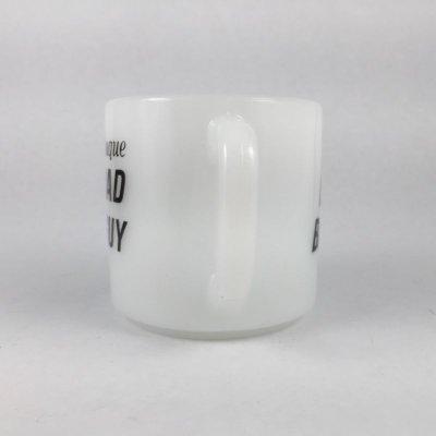 画像2: フェデラル 悪い奴・ミルクグラス マグカップ