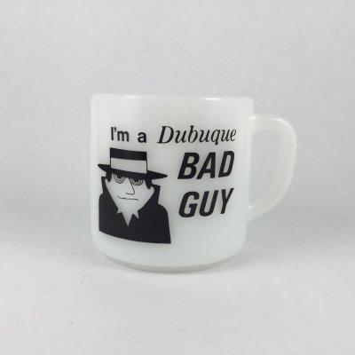 画像1: フェデラル 悪い奴・ミルクグラス マグカップ