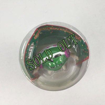 画像3: sold デッドストック M&M's 手足が曲がる・グリーンフィギュア 2004