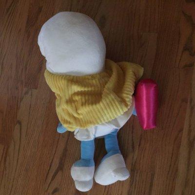 画像3: オシャレなスマーフェット ぬいぐるみ人形