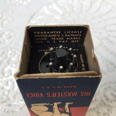 画像4: RCAビクター ニッパーちゃん 真空管 箱入り 米国製