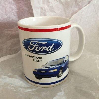 画像2: フォード マスタング コレクターズ・マグ 1999年クーペ