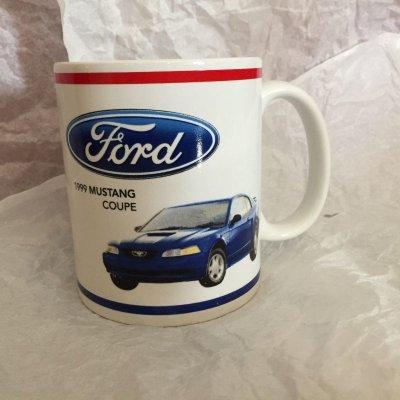 画像1: フォード マスタング コレクターズ・マグ 1999年クーペ