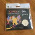 クイーン 2020年英国王立造幣局発行記念硬貨 5ポンド「カインド・オブ・マジック」 新品未開封セット
