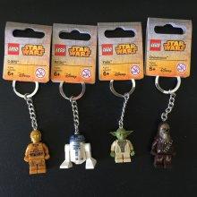 他の写真1: レゴ 新品キーチェーン スターウォーズ チューバッカ