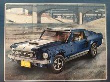 他の写真1: レゴ 新品未開封エクスクルーシブ・クリエイター 1967年フォード・マスタング   1471ピース 対象年齢16歳以上