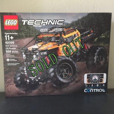 画像1: sold レゴ 新品未開封エクスクルーシブ・クリエイター 4×4 究極のオフローダー   958ピース 対象年齢11歳以上