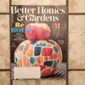 雑誌 ベター・ホーム&ガーデン2020年10月号