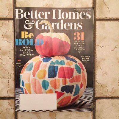 画像1: 雑誌 ベター・ホーム&ガーデン2020年10月号