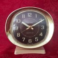 ビンテージ目覚まし時計 ウェストクロックス 1960年代 ゼンマイ式