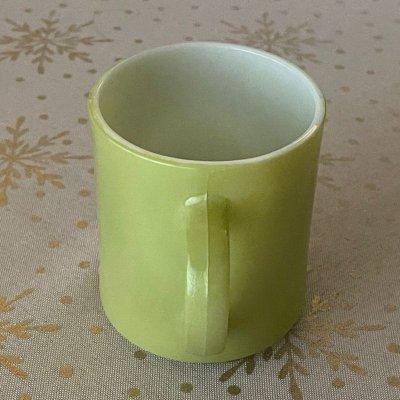 画像2: ミルククラス ライムカラー マグ