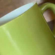 他の写真1: ミルククラス ライムカラー マグ