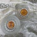 ビンテージ灰皿2個セット ベストウエスタン+ベストウェスタンモーテル