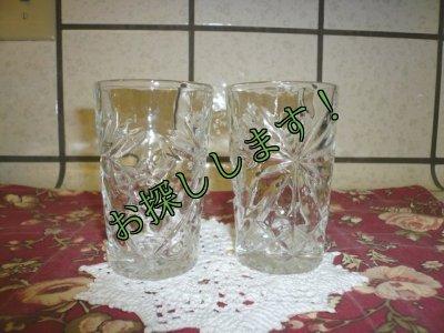 画像1: sold アンカーホッキング アーリーアメリカン グラス2個セット