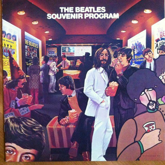 LPレコード ビートルズ リールミュージック キャピトルレーベル ...
